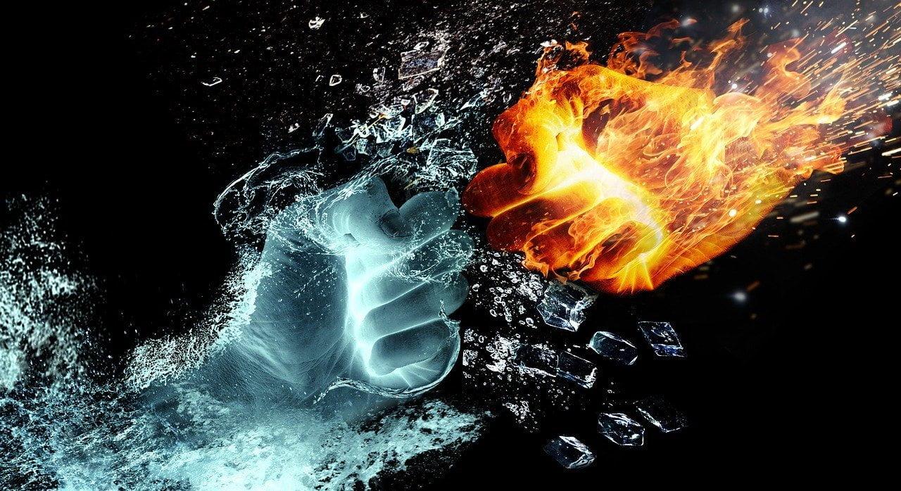 altijd boos en negatief