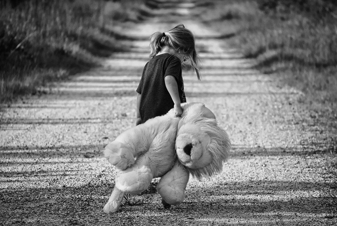 gevoel van leegte en eenzaamheid