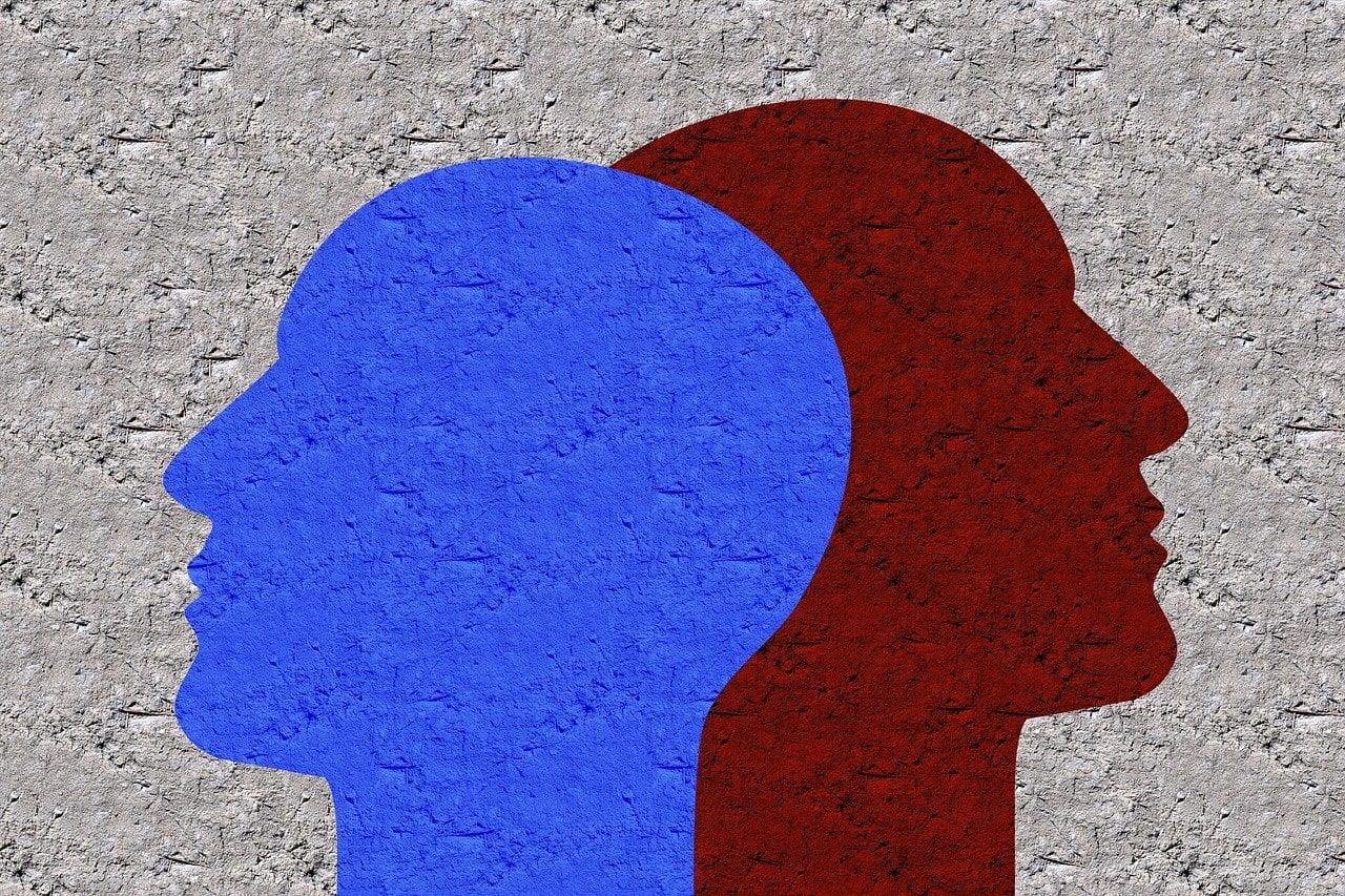 innerlijke strijd met jezelf