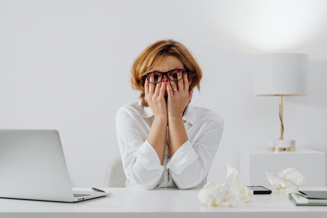 stress verminderen voorblad